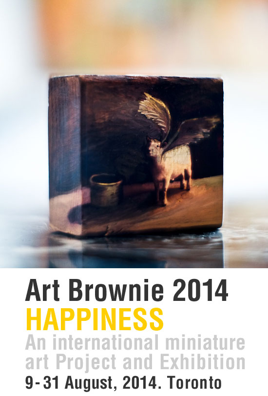 Happiness 2014 INDEXG Gallery, toronto exhibition